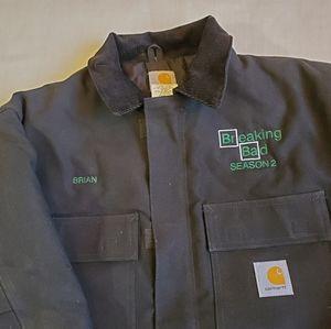 Breaking Bad Carharrt J03 Arctic Lined Duck Jacket